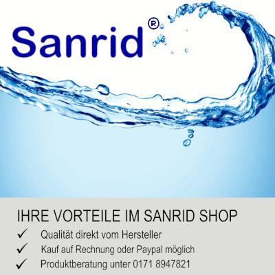 Vorwandelemente Sanrid