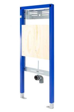 Sanrid Element Ausgussbecken für UP Montage, 112 cm