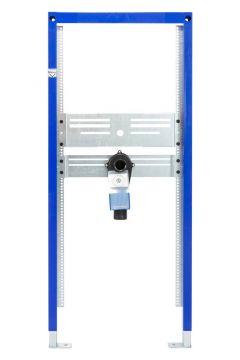 Sanrid Vorwandelement Waschtisch für Standarmaturen, AN: IBF100138