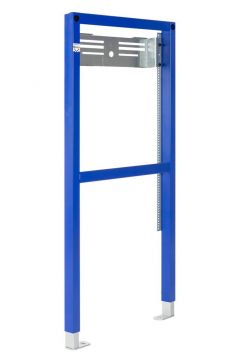 Sanrid stable Wanne Vorwandelement, UP Montage, 112 cm