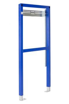 Sanrid stable Wanne Vorwandelement, AP Montage, 112 cm