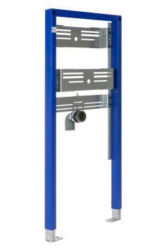 Sanrid Montageelement Waschtisch für Wandmontage UP, 112 cm