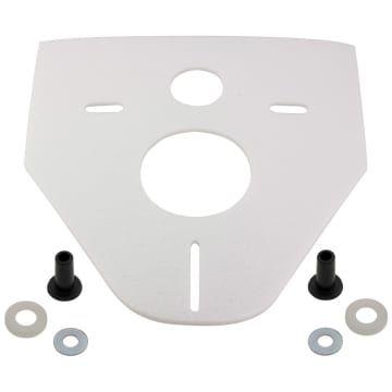 Schallschutz-Montage-Set für Wand-WC und Bidets