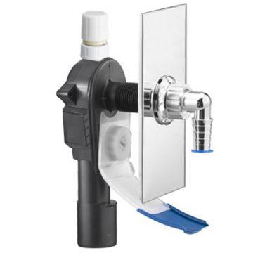 Unterputz-Geräte-Siphon mit Rohrbelüfter