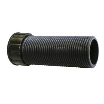 Gewinde-Verängerung für PE Unterputz-Geräte-Siphon 96 mm