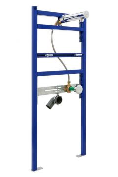 Sanrid stable Waschtisch Hygiene, 112 cm