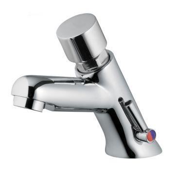Waschtisch Selbstschluss Armatur Kalt und Warmwasser