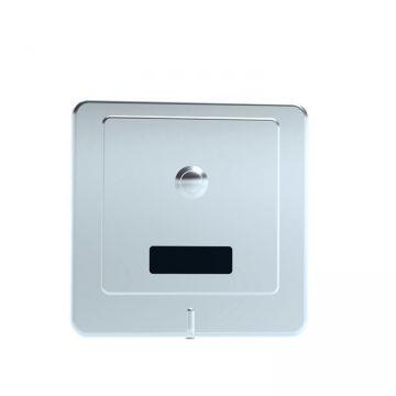 Urinal Betätigungsplatte mit Sensor und manueller Betätigung 6 Volt