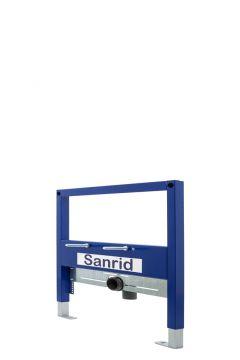 Sanrid Bidet Vorwandelement 60 cm universell, AN. IBF100423