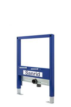 Sanrid Bidet Vorwandelement 75 cm universell, AN. IBF100424