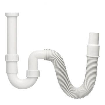 Röhrensiphon 1½ mit flexiblem Schlauch, AN: IBF100434