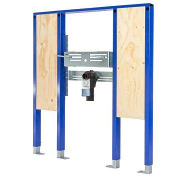 Sanrid Vorwandelement Waschtisch Barrierefrei 112 cm, AN: IBF100490