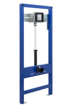 Sanrid stable WC Vorwandelement 112 cm mit Sensor, AN: IBF100100