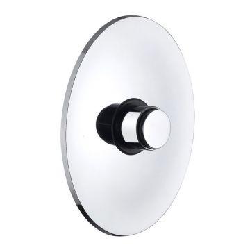 WC/Druckspüler Unterputz Wandeinbau WC Armatur, AN. IBF100339 - 1 Anschluss