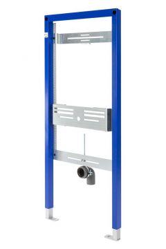 Sanrid Urinal Vorwandelement Aufputzmontage 112 cm, AN. IBF100133
