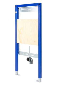 Sanrid Element Ausgussbecken für AP Montage, 112 cm